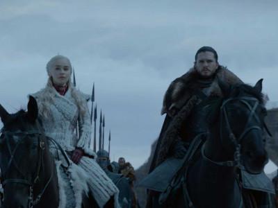 O fim de Game of Thrones chegou!