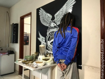 Aluno de mestrado da UFMS é preso em laboratório caseiro de drogas
