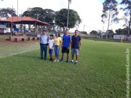 Atleta de projeto social de Maracaju é selecionado para teste no Flamengo