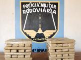 Maracaju: PMR apreende 100 kg de maconha que seria vendida em bairros da capital