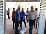Prefeitura de Maracaju recebe o secretário de saúde do Estado Geraldo Resende