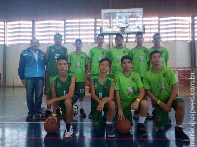 Delegação de Maracaju está participando dos Jogos escolares em Três Lagoas