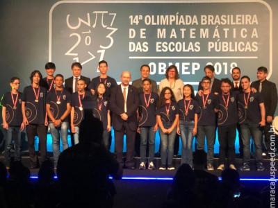 Estudantes de MS conquistam 13 medalhas de ouro em Olimpíada de Matemática