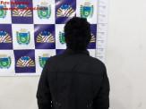 Maracaju: Ciclista se envolve em acidente de trânsito e é detido por mandado de prisão em aberto