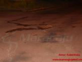 Maracaju: Motorista embriagado atinge viatura do Corpo de Bombeiros na Vila Juquita