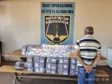 Maracaju: PMRv apreende contrabando de cigarro e mercadorias diversas na MS-164
