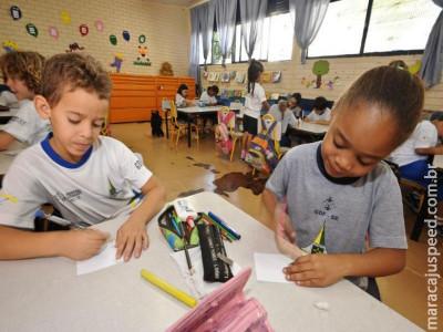 Educação integral é meta do Plano Nacional de Educação