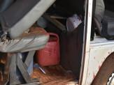 Maracaju: Acidente envolvendo uma Van na MS-166 deixa 11 feridos