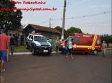 Maracaju: Grave acidente deixa uma vítima em óbito no Conjunto Nenê Fernandes