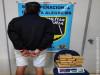 Maracaju: Homem é flagrado pela Polícia Militar Rodoviária transportando 24 tabletes de maconha na MS-164