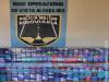 PMRv apreende 720 pacotes de essências de narguilé na MS-164 no Distrito Vista Alegre