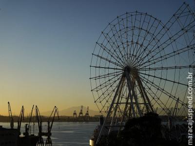 Roda-gigante no Rio terá vista para pontos turísticos