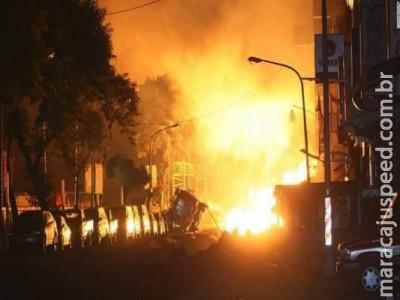 Explosão em Cabul deixa pelo menos 5 mortos; talibãs assumem autoria