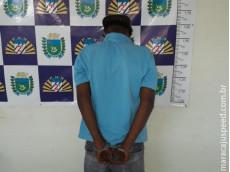 Maracaju: Polícia Militar identifica e prende autor de furto em Distribuidora de Gás no Conjunto Fortaleza