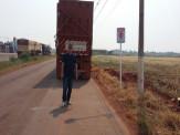 Maracaju: Reboque e Semirreboque estão proibidos estacionar na Av. Perimetral Norte