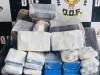 Veículo carregado com cocaína foi apreendido pelo DOF na região de Ponta Porã e seguiria para Maracaju