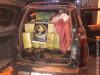 Veículo furtado e carregado com mais de 800 quilos de maconha foi apreendido pelo DOF na região de Iguatemi. Autores trocaram tiros com policiais e morreram baleados