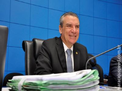 Presidente da Assembleia Legislativa do MS classifica como absurda taxação da Aneel (ela vai taxar o uso da luz do sol)