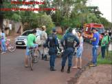 Maracaju: Adolescente de 14 anos é esfaqueado logo após sair de escola na Vila Juquita