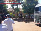 Maracaju: Jovem vem á óbito após acidente envolvendo motocicleta e cavalo motor (Carreta)