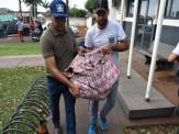 Polícia Militar e Polícia Civil de Maracaju prende autores de assalto