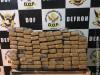 Maracaju: Policiais do DOF apreendem mais de 100 quilos de maconha em fundos falsos de Pampa