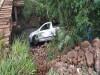 Maracaju: Policias do DOF apreendem dois veículos carregados com cigarro contrabandeado; um caiu em córrego