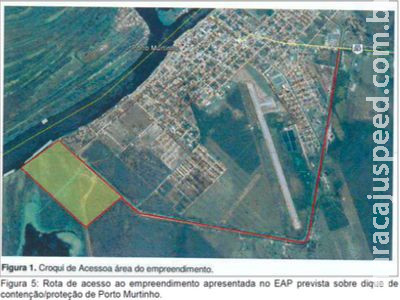 MP pede à Justiça a suspensão de obra de porto até que seja providenciado o adequado processo de licenciamento ambiental com a realização de EIA/RIMA