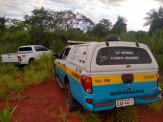 Operação Hórus - Maracaju: Polícia Militar Rodoviária frustra roubo de camionete que era levada para o Paraguai
