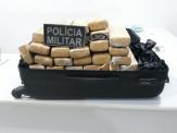 """Maracaju: Polícia Militar prende homem em flagrante pelo crime de """"Tráfico de Drogas"""""""