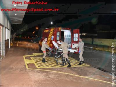 Maracaju: Adolescente de 17 anos é esfaqueado na cabeça e pescoço