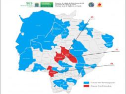 Mato Grosso do Sul: Sobe para 25 o número de casos confirmados de coronavírus e outros 53 casos suspeitos são monitorados