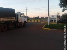 COMUNICADO: Rua Joaquim Ferreira de Azambuja (antiga Rua Noroeste) está bloqueada nos dois sentidos