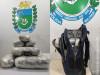 Maracaju: Polícia Militar apreende traficante adolescente de 17 anos, do sexo feminino com 12 tabletes de maconha