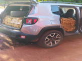 Maracaju: Polícia Militar apreende veículo com 747 kg de Maconha no Distrito Vista Alegre