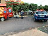 Maracaju: Acidente envolvendo motociclista e veículo, resulta em duas vítimas