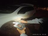 Maracaju: Batalhão do Choque prende homem em posse de Pistola Cal. 9mm, que diz usar arma de fogo para se proteger de ameaças sofrida por Facção Criminosa