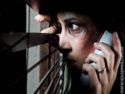 Jardim: Polícia Civil cumpre mandado de prisão de condenado por violência doméstica. Autor desferiu três golpes de faca nas costas e dois no braço esquerdo da vítima