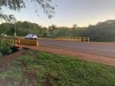 Maracaju: Policiais Militares salvam vida de mulher que tentava cometer suicídio pulando de ponte na Rua Campo Grande