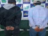 """Maracaju: Irmãos são presos em flagrante pela Polícia Militar pelo crime de """"Furto"""" e gerente de empresa de móveis usados, responderá pelos crimes de """"Estelionato e Receptação"""", por ter comprado objeto produto de furto"""