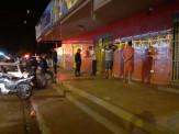 Maracaju: Adolescente empreende fuga de viatura policial, conduzindo motocicleta e é detido após se acidentar bem defronte a Delegacia de Polícia Civil