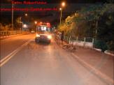 Maracaju: Homem tenta cometer suicídio pulando de pontes no córrego Montalvão