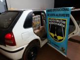 Maracaju: Polícia Militar Rodoviária apreende mais de meia tonelada de maconha após acompanhamento tático