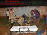 """Maracaju: Trio que segundo relatos fazem parte da facção """"COMANDO"""" agride idoso, com socos chutes e pedrada. Vítima idosa corre risco de morte"""