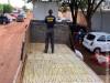 Caminhão com mais de mil e oitocentos quilos de maconha foi apreendido pelo DOF, na Rodovia MS-164 que liga Ponta Porã/Vista Alegre