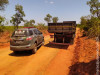 Caminhão com seis toneladas de maconha foi apreendido pelo DOF em Brasilândia durante a Operação Hórus