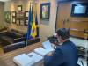 Contar entrega na Alems novo pedido de impeachment com denúncias de improbidade de Azambuja