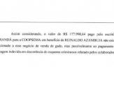 Reinaldo e irmão usaram até cooperativa de Maracaju para esquentar propina, aponta PF