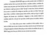 Maracaju: Idoso detido sob infundada acusação de compra de votos, está abalado e afirma que o envolveram em uma trama política