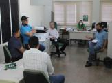 Equipes da Unidade de Educação Fiscal vieram a Maracaju para conversar com comerciantes e contabilistas